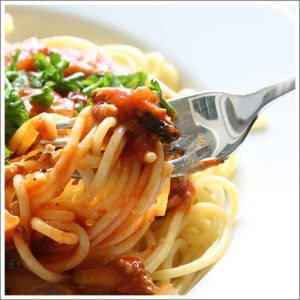 Groot Italiaans buffet