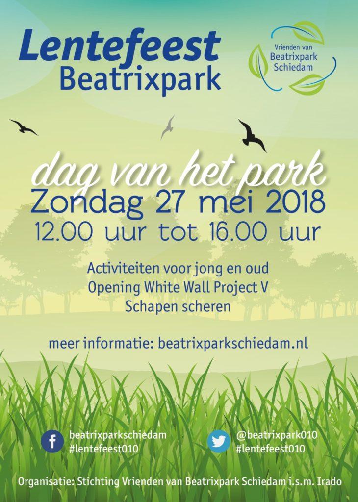 Lentefeest Beatrixpark 2018