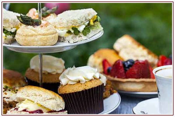 High Tea - Parckhoeve